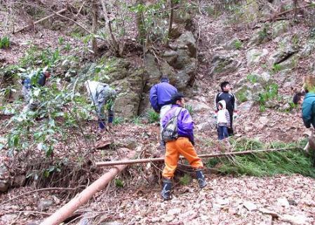 カラ迫岳 073