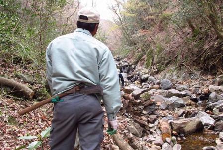 カラ迫岳 084