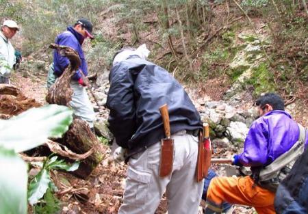 カラ迫岳 077