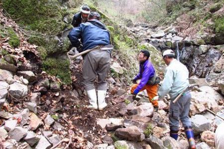 カラ迫岳 096