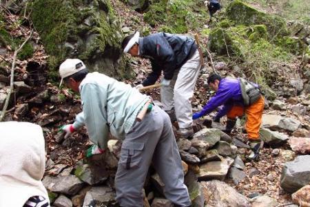 カラ迫岳 095