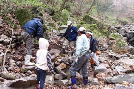 カラ迫岳 091