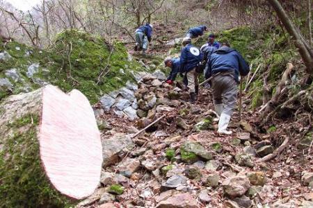 カラ迫岳 119