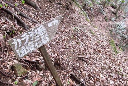 カラ迫岳 143