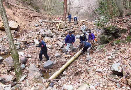 カラ迫岳 137