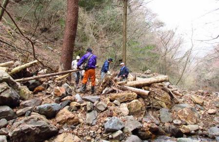 カラ迫岳 133