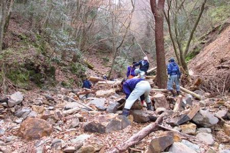 カラ迫岳 131