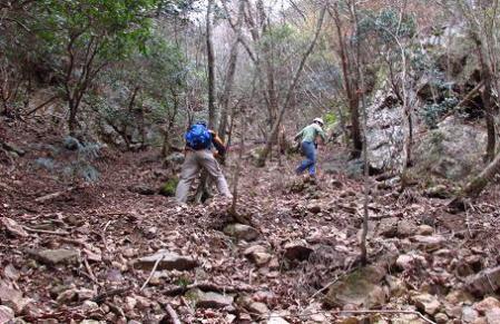 カラ迫岳 152
