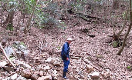 カラ迫岳 148