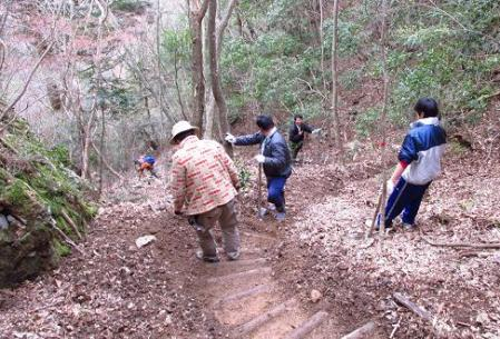 カラ迫岳 166