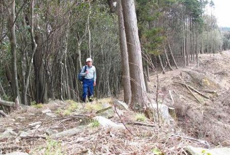 カラ迫岳 191