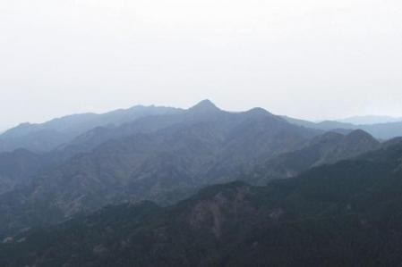 カラ迫岳 222