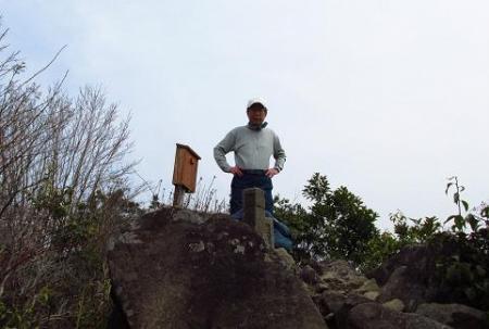 カラ迫岳 214