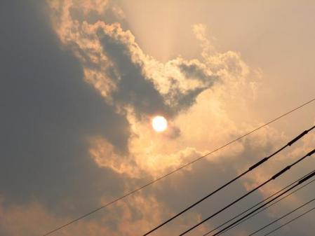 夕陽 097