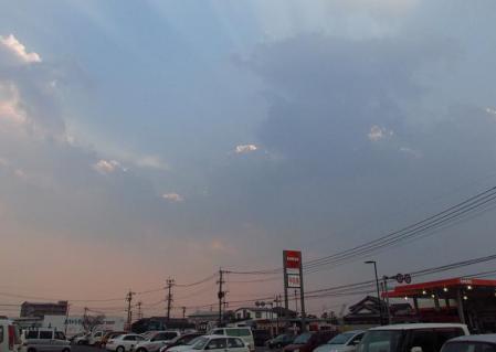 夕陽 164