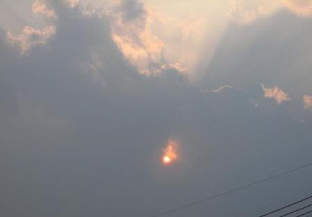 夕陽 153