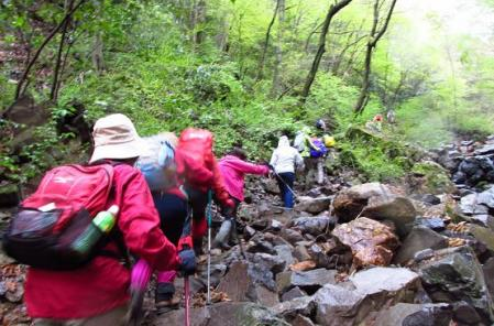 カラ迫岳 057