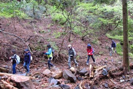 カラ迫岳 070