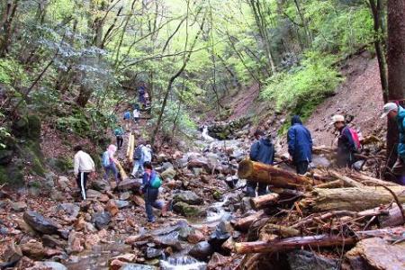 カラ迫岳 069