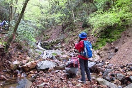 カラ迫岳 075