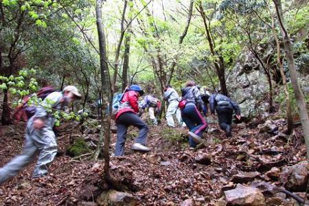 カラ迫岳 088