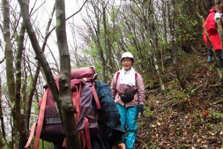 カラ迫岳 118