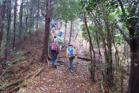 カラ迫岳 110