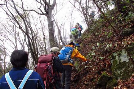 カラ迫岳 120