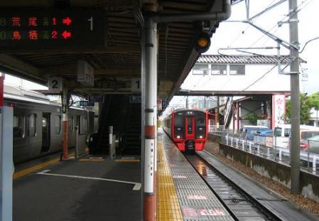電車と昆虫 008