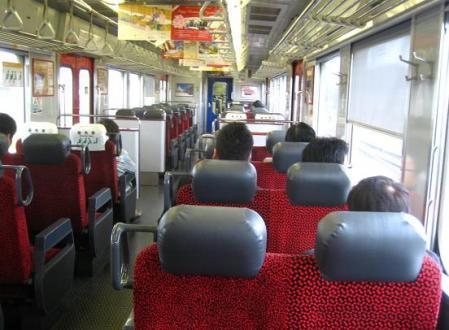 電車と昆虫 058