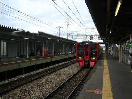 電車と昆虫 005
