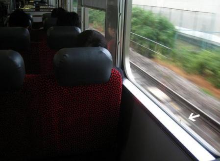 電車と昆虫 059
