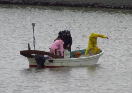 エツ漁 108