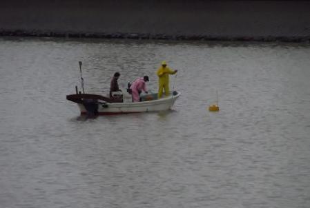 エツ漁 106