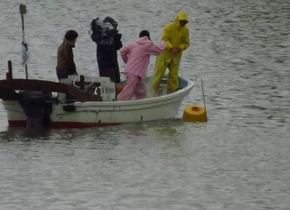 エツ漁 107