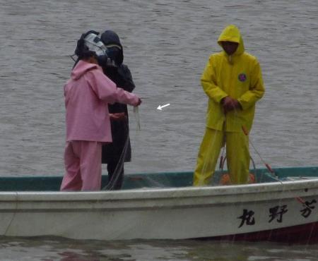 エツ漁 102
