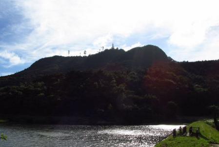 八幡岳 125
