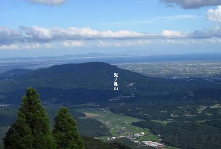 八幡岳 120