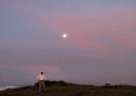 天山の夜明け 023