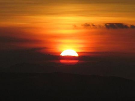 天山の夜明け 037