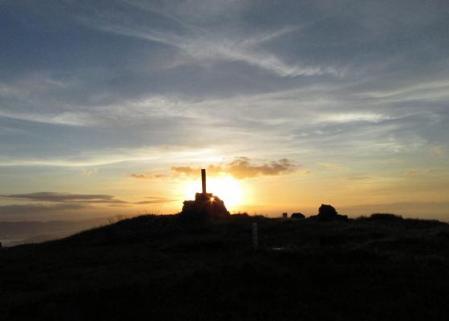 天山の夜明け 063
