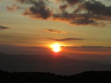 天山の夜明け 042