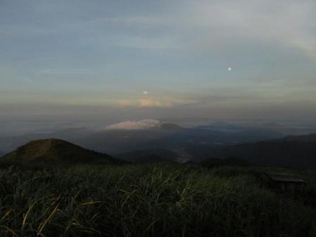 天山の夜明け 061