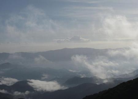 天山の夜明け 128