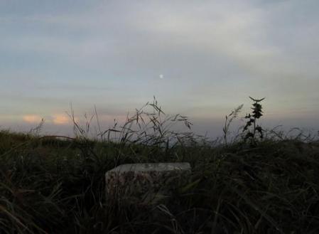 天山の夜明け 056