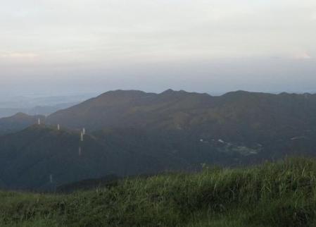 天山の夜明け 059