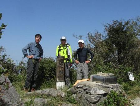 経ヶ岳 154