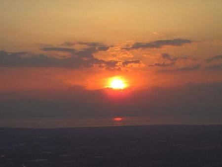 夕陽 051