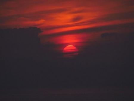 夕陽 068