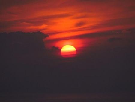 夕陽 064